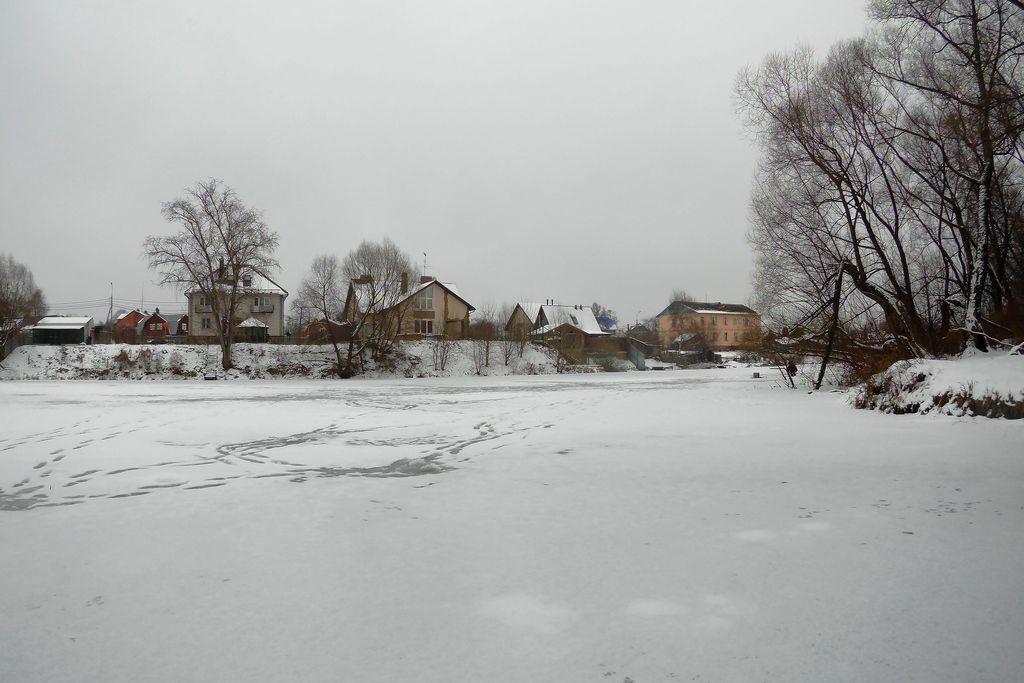 Ивановский пруд Константиново